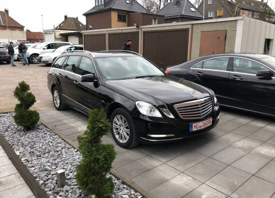 MERCEDES-BENZ E-osztály E 200 CDI T BlueEFFICIENCY Elegance