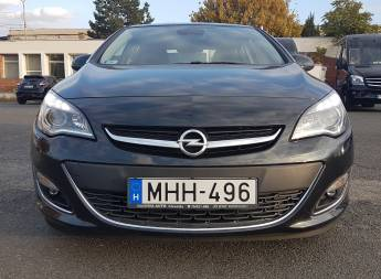 OPEL Astra  1.4 T Cosmo